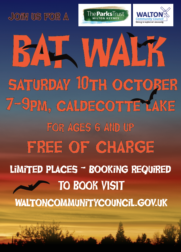 Book tickets for the Bat Walk